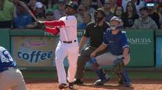 HRs pave way as Doubront makes case to Sox