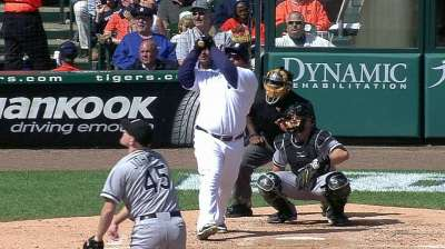 Tigers unable to shrink magic number