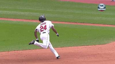 Bourn rests sprained wrist for second straight game