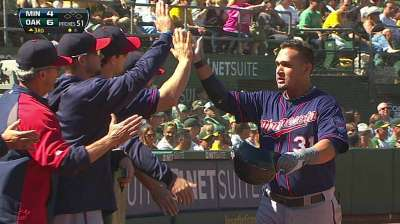 Winter Leagues roundup: Twins' Arcia leads Aragua