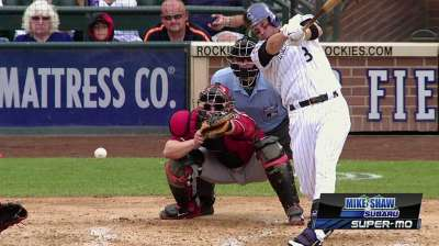 Cuddyer's year a testament to toughness