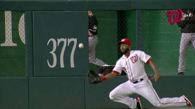 Desmond, Span finalists for Gold Glove Awards