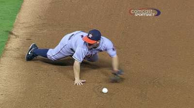 Astros cayeron víctimas del ataque de Rangers