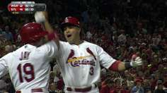 Cards eliminate Nats, magic number to four