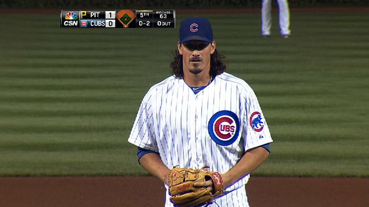 Inbox: Why would Cubs try to trade Samardzija?
