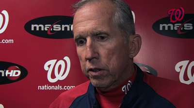 Inbox: What is Nats' greatest need for 2014?