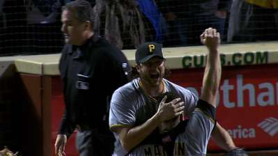 Pittsburgh reaps rewards of Pirates' journey