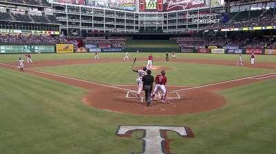 Peacock impressive, but Astros' bats fall short