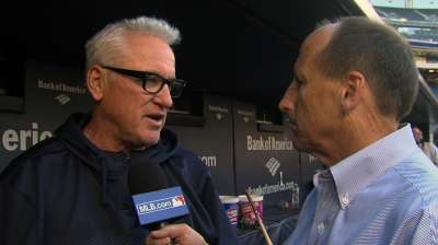 Sternberg, Maddon differ on opinion of Wild Card format