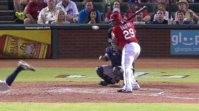 No hard feelings from Beltre after being plunked