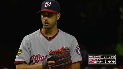 Gio closing in on 200 innings, 200 K's