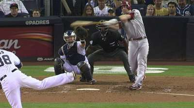 Goldschmidt finishes as runner-up in NL MVP vote