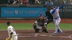 Pair of long homers power Ryu, Dodgers
