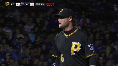 Cole's surge continues as Bucs control Wild Card