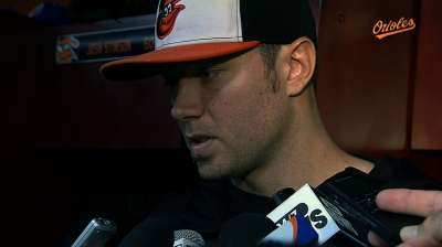 O's frustrated by not meeting expectations