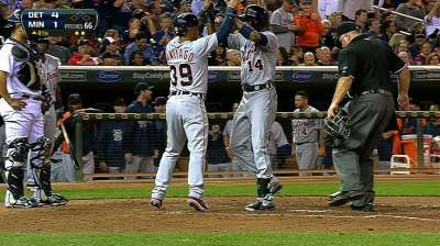 Tigers clinch playoff spot for third straight year