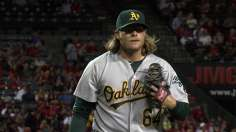 A's miss chance to tie Sox for AL's best record