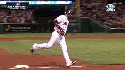 Tribe handles White Sox, holds steady in playoff race