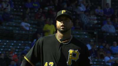 Liriano will get starting nod in NL Wild Card Game