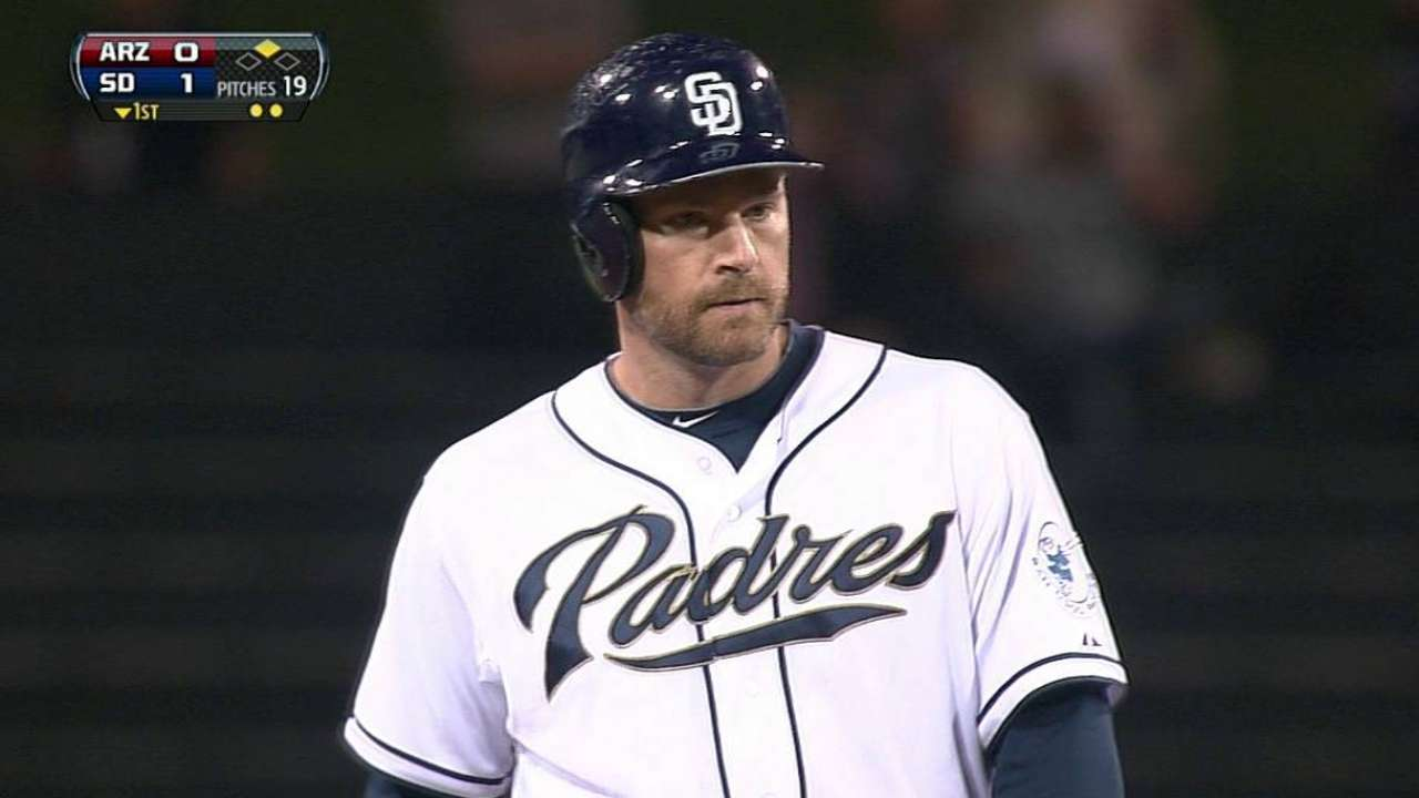 Busy Padres strike deals with Headley, Blanks
