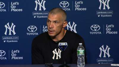 Girardi not ready to discuss future with the Yankees