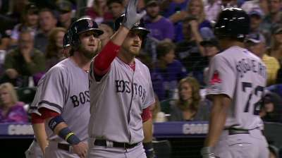 Sox get closer to home field with rout of Rox