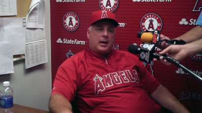 Scioscia hasn't heard if he'll be back in '14