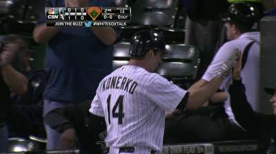 Konerko plans month away before decision on future