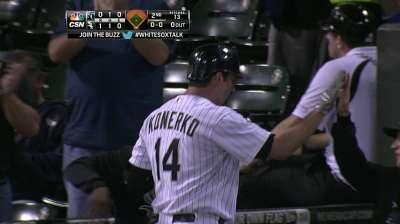 Konerko's HR not enough to lift Rienzo over KC