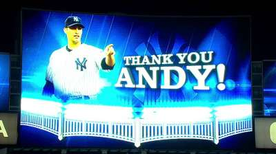 Rays make sure to also honor Pettitte