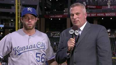 Royals notch highest win total since '93