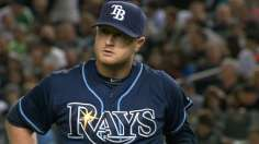 Rays near playoff heaven with seventh straight win