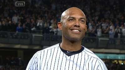 Mariano Rivera ya no volverá a lanzar por los Yankees