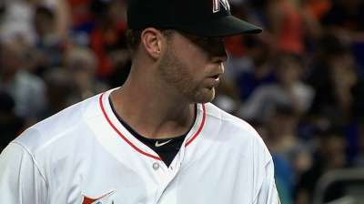 Non-tendered by Marlins, Webb gets two-year deal