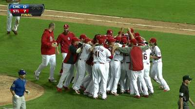 Cardinals pull all stops to win NL Central title