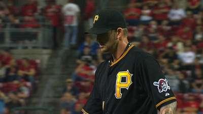 Burnett's gem has Pirates on cusp of home field