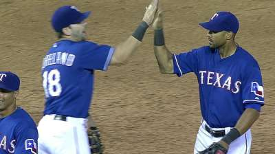 Nathan asks Twins to help Rangers out
