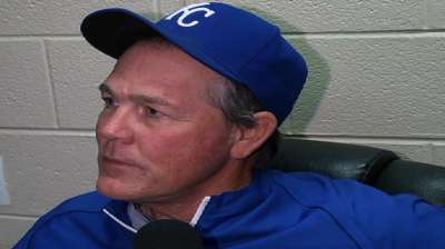 Yost plans to talk staff with Moore upon return to KC