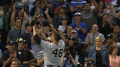 Pettitte crafts completely fitting closing act