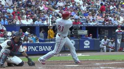 Phils put first losing season since '02 to bed in Atlanta