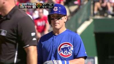 Samardzija, Cubs drop season finale to Cards