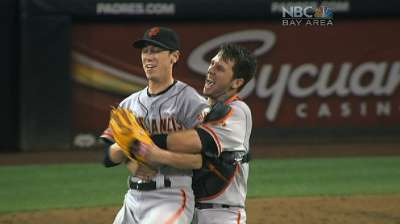 A repeat performance not in cards for Giants