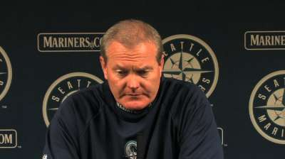 Cubs interview former Seattle skipper Wedge