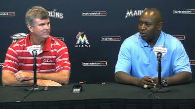 Marlins promote Noffsinger amid front-office changes