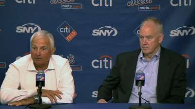 Collins returning is only certainty for Mets