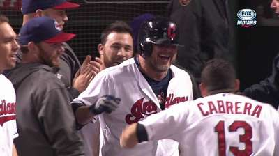 Giambi's effect on Tribe not lost on Francona