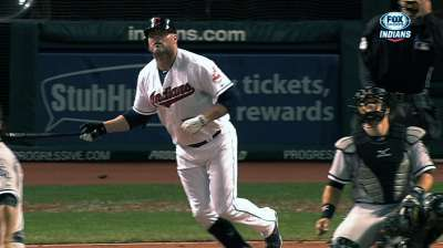 Indians want Giambi to return, and vice versa