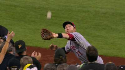 Reds' curtain closes with Wild Card loss in Pittsburgh