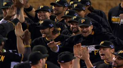 Pittsburgh enjoys baseball renaissance in 2013