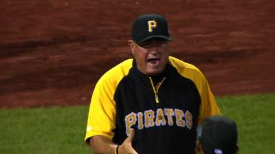 Oct. 1 Clint Hurdle postgame interview
